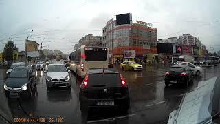 Accident Bucuresti Mihai Bravu