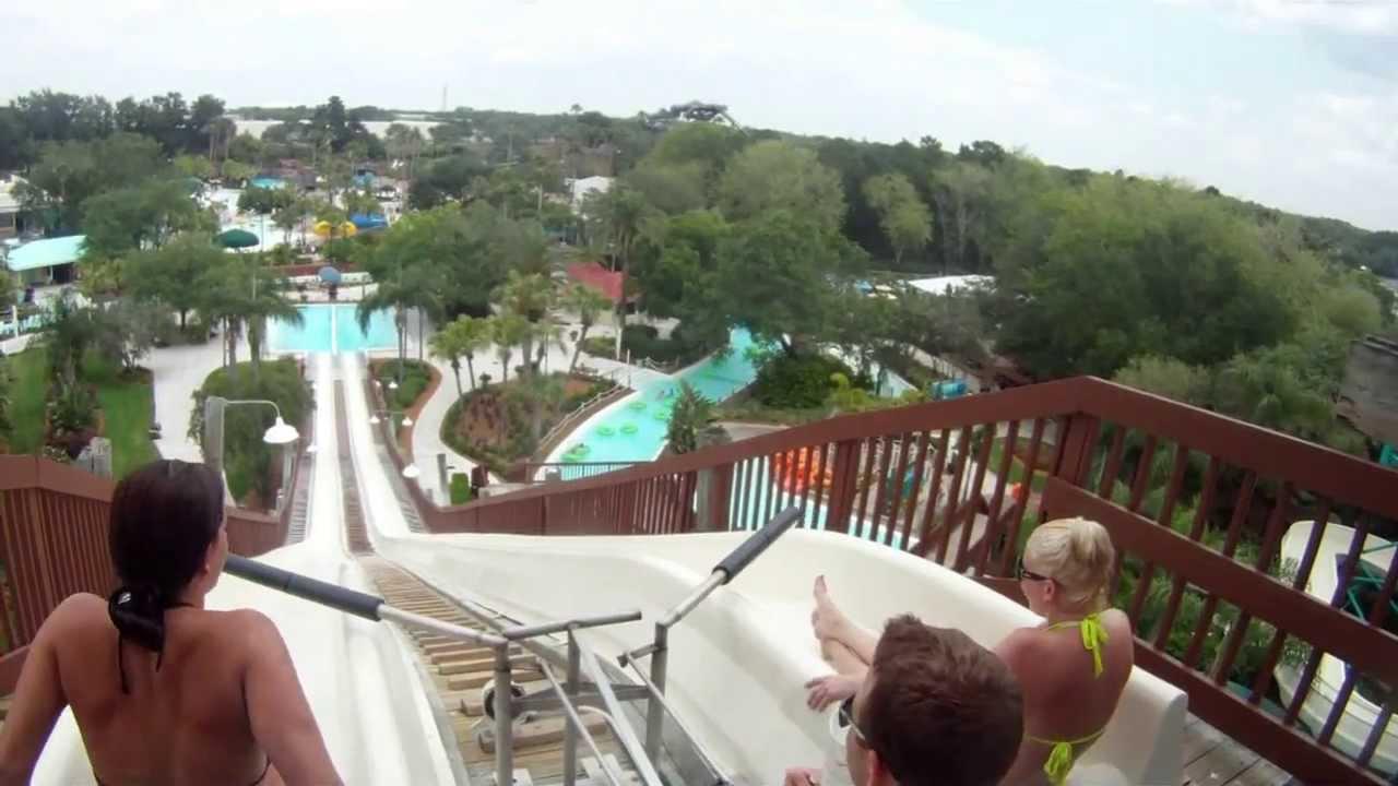 Adventure Island Tampa: Adventure Island Tampa Florida Go Pro