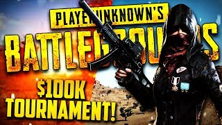 $100K PUBG Tournament! - 5th Place w/ ZestyPretzel, xOParadox, Soltek1H
