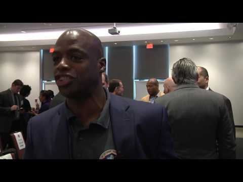 Darrell Green and his Ring of Excellence