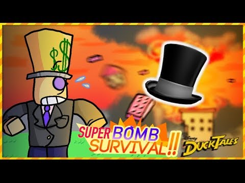 Event 2017 How To Get Scrooge Mcduck S Top Hat Roblox