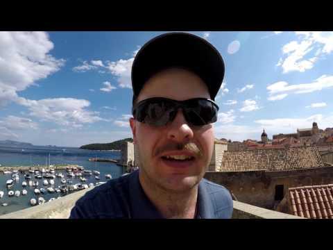 Europe 2017 Vlog: Discovering Dubrovnik, Croatia