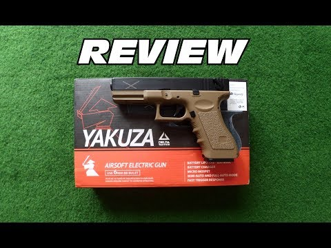 REVIEW YAKUZA DELTA TACTICS G18 ★ AEP ULTIME ★ FR