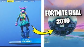 'FILTRATION' New Skin 'CHICA DJ' et Live EVENT 2019 SAISON 7 FORTNITE