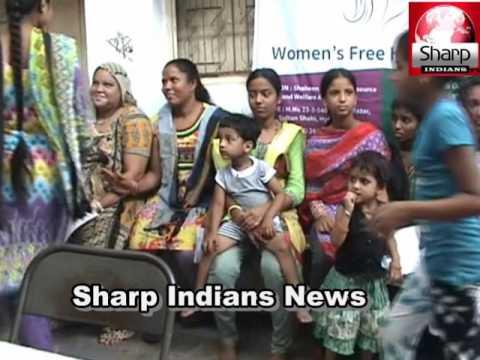 Free Health Camp by Shaheen Women Resource & Welfare Association   Mughalpura,Hyderabad 2017.