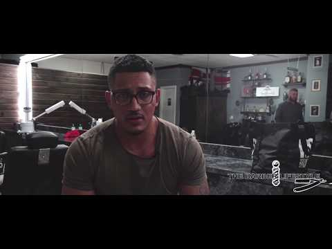 Chris Bossio | The Barber Lifestyle interview