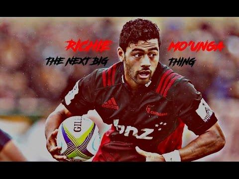 Richie Mo'unga • 2015-16 • Highlights • The Next Big Thing ...