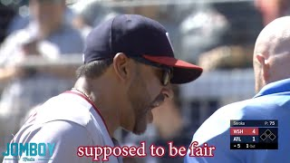 Trea Turner and Dave Martinez get ejected, a breakdown
