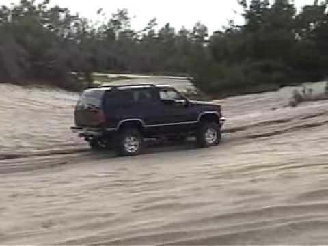 chevrolet tahoe 6.5 diesel 1995