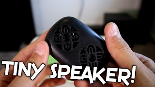 BEST TINY BLUETOOTH SPEAKER? - MOKI BASSPOP!