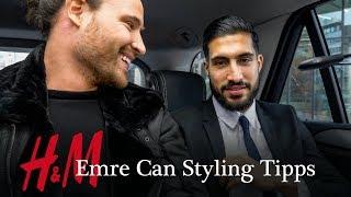 Styling Tipps mit Emre Can | kompletter Anzug für 100€