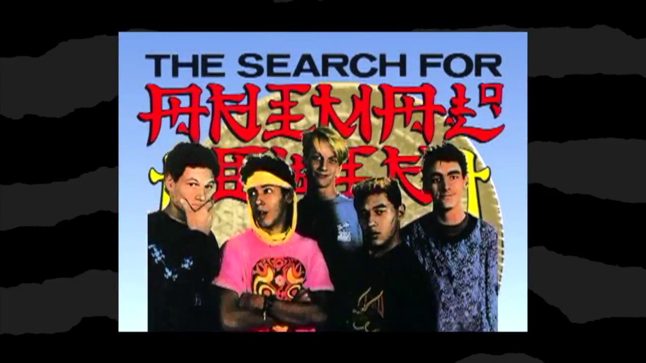 Powell Peralta The Search For Animal Chin Vinyl LP colonna sonora