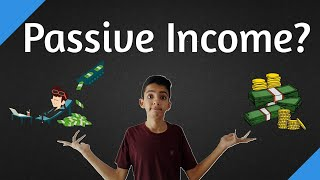 What is Passive Income?💰(Hindi)
