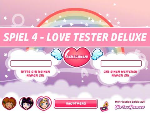 love test spiel