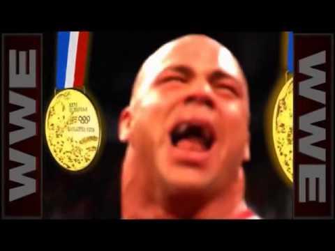 Kurt Angle Titantron 2016 WWE