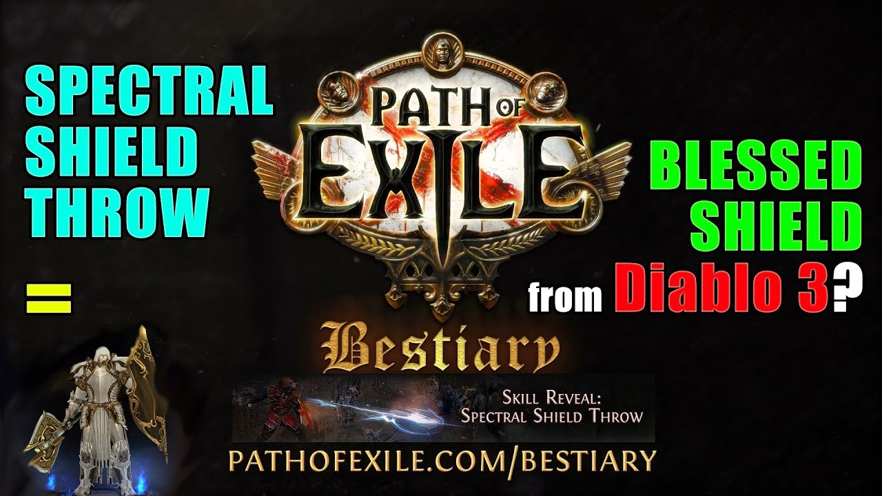 Bestiary League – DIABLO III BUILDS / PATH OF EXILE BUILDS