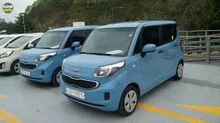 видео Автомобиль KIA Ray