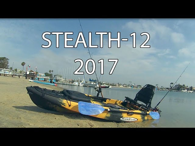 Stealth 12 2017 | Malibu Kayaks