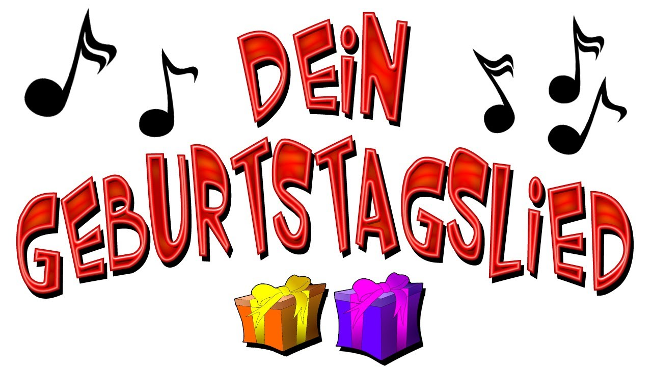 Geburtstagslied Lustig Deutsch Happy Birthday Song Lustig Youtube