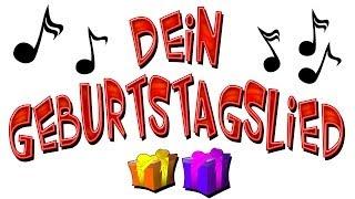 Repeat youtube video geburtstagslied lustig deutsch - happy birthday song lustig