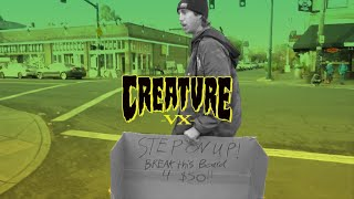 David Gravette puts the Creature VX Decks to the test! YouTube Videos