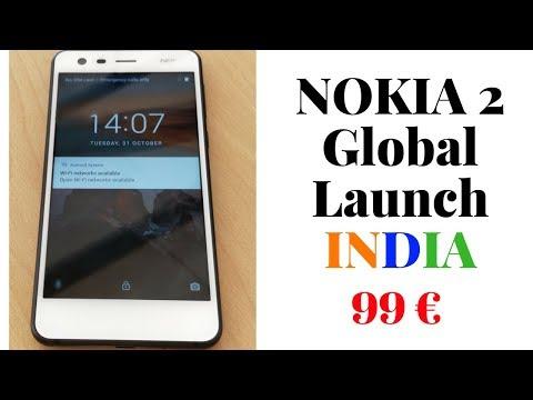 Nokia 2 Global Launch India | Sharmaji Technical