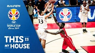 Egypt v Chad - Full Game - FIBA Basketball World Cup 2019 - African Qualifiers