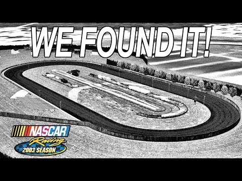 Racing At AIR BASE SPEEDWAY: NASCAR's Ghost Track! | NR2003 LIVE STREAM EP557