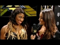 WWE NXT 2017.02.01 Ember Moon Backstage Segment