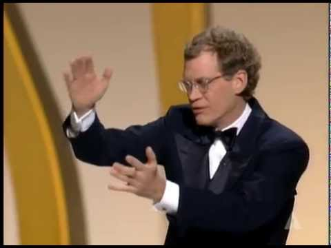 David Letterman Hosts the Oscars® in 1995