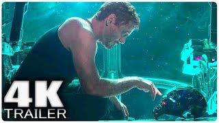 AVENGERS 4 ENDGAME Trailer (2019) 4K Ultra HD