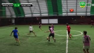 Sporting Turcos & Çardak United -- Kaan Ek Dk. 10
