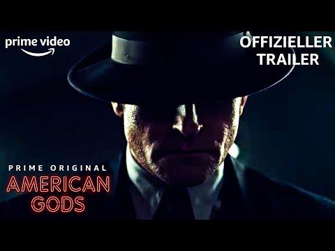 Vergessene Götter | American Gods | Offizieller Trailer | Prime Video DE