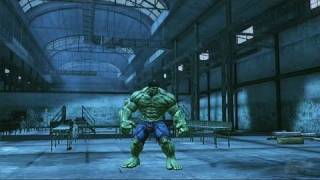 The Incredible Hulk Xbox 360 Trailer - Video Game Trailer