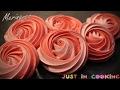 ♡ Recette de Meringues Roses pour la Saint-Valentin ♡