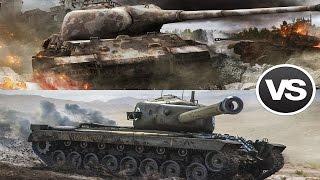 T34 vs. Lowe - Legendarne Premiumy - World of Tanks