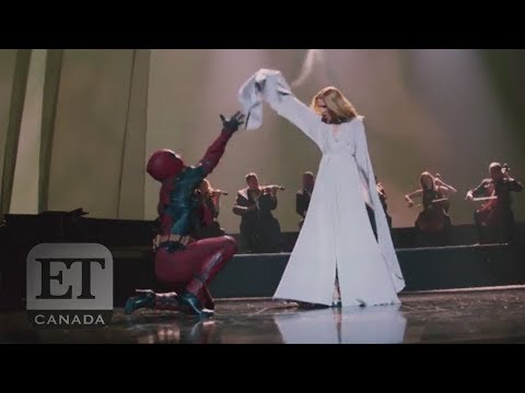 Celine Dion's Hilarious 'Deadpool 2' Music Video