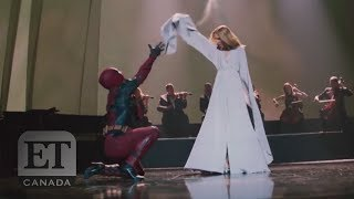 Download Lagu Celine Dion's Hilarious 'Deadpool 2' Music Video Mp3