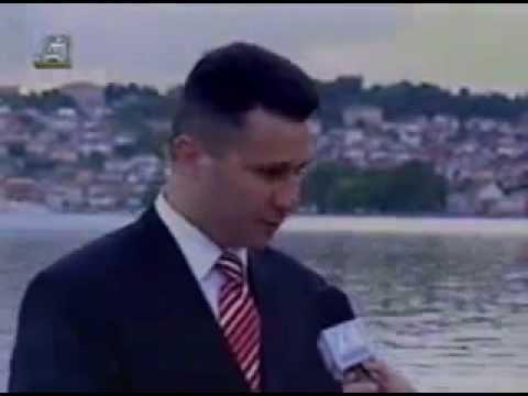 03 05 25 Nikola Gruevski - nema demokratija a toj zvezda na A1