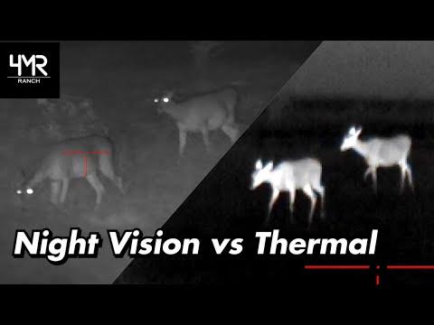 Night Vision Vs Thermal | ATN