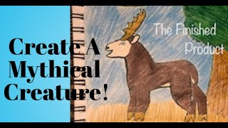 How to Create and Design a Mythical Creature Episode 2!