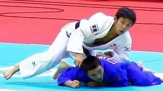 Judo 髙藤直寿 × スメトフ(準決) 柔道グランドスラム東京2013-1129 tv2ne1