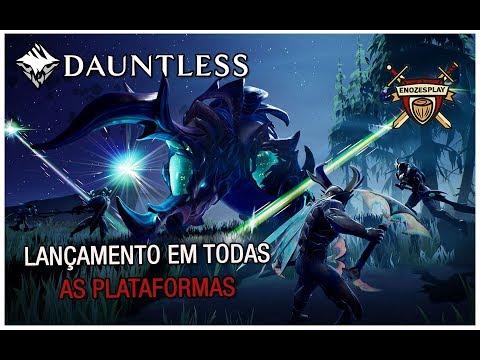 [PT-BR] Dauntless agora é Cross-play com ps4 e xbox one!