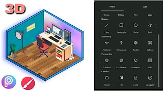 How To Make 3d Gaming Room Design In Android 3d Designing In Android Room Designing Part 2