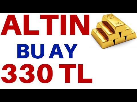ALTIN ŞUBAT HEDEFİ 330 TL