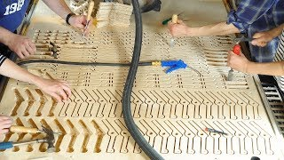 158 Plywood Parts for the Registrators - Building MMX Ep.#9