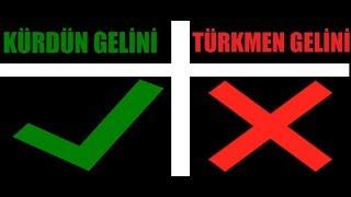 Türkmen Gelini ORJİNALİ │♬ Kürdün Gelini