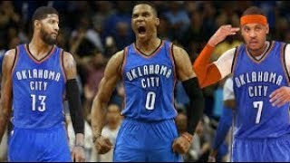 This is why the OKC Thunder Keep Losing