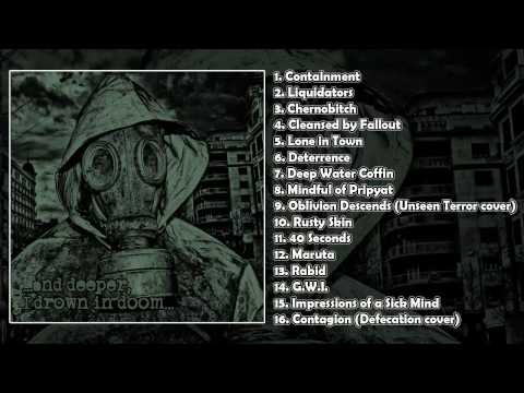 Mindful Of Pripyat - ....And Deeper, I Drown In Doom... (FULL EP 2015/HD)