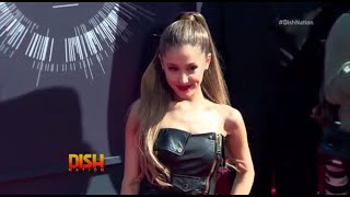 Ariana Grande's In a Hairy Situation